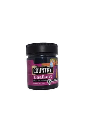 Craft Country Chalkart Hobi Boyası 550cc 6040 Siyah 0