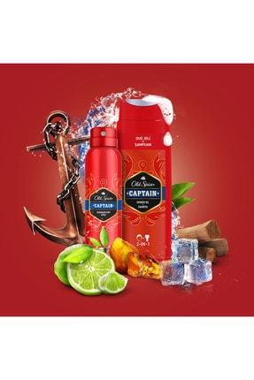 Old Spice Erkek Bakım Paketi (şampuan 400ml+deodorant 150ml)lif Hediyeli 2