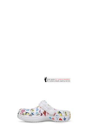 Akınalbella Çocuk Beyaz Sandalet E202p016 1