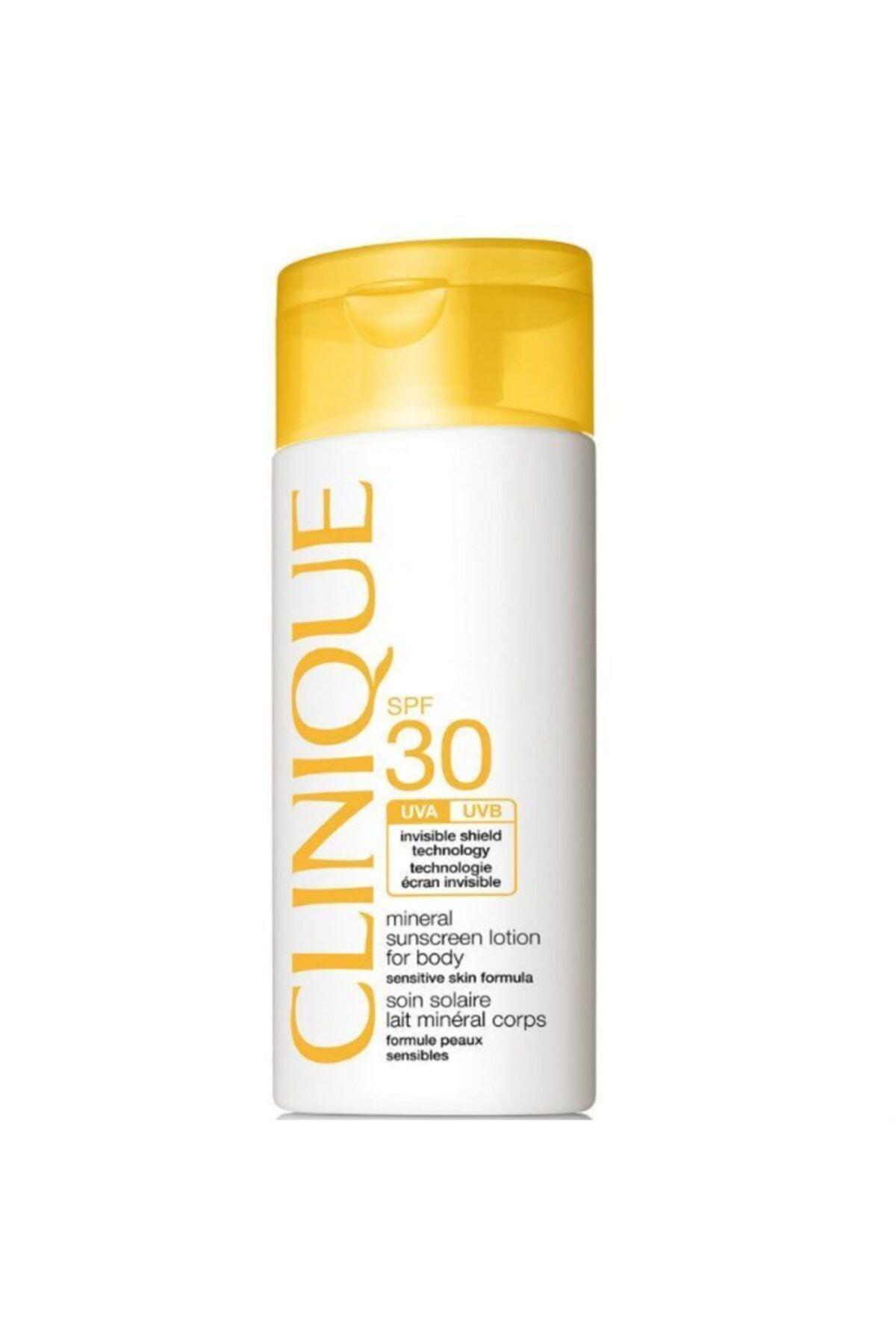 Clinique Mineral Sunscreen Spf 30 125 ml Vücut Losyonu