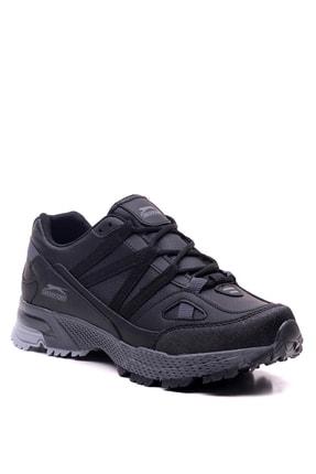Slazenger Arasta Koşu & Yürüyüş Kadın Ayakkabı Siyah 1