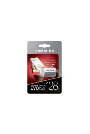 Samsung EVO Plus 128GB 100 MB/s microSDXC Kart (SD Adaptör) MB-MC128GA/TR 1
