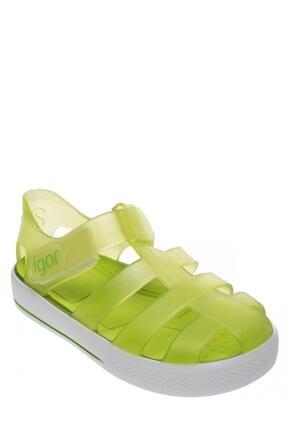 IGOR 10171 Star Yeşil Çocuk Sandalet 0