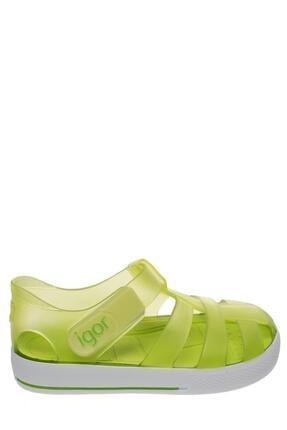 IGOR 10171 Star Yeşil Çocuk Sandalet 1