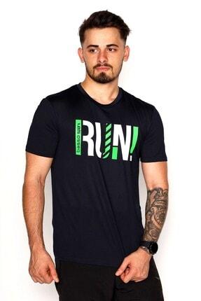 BESSA Nefes Alabilen Ter Tutmayan Run Spor T-shirt 2
