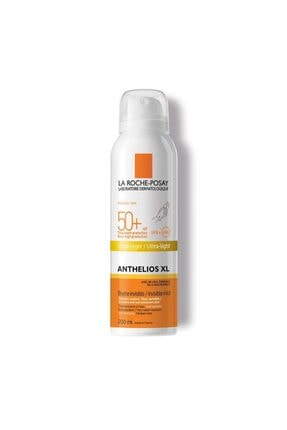 La Roche Posay Anthelios Xl Ultra Light Spf 50+ Spray Ppd 25 200ml 0