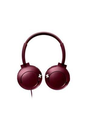 Philips SHL3075RD/00 Bass+mıkrofonlu Kırmızı Kulaklık 1