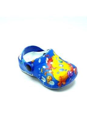 Gezer Çocuk Kaydırmaz Havuz/deniz Terlik Sandalet 0