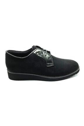 Erkek Siyah Günlük Kundura Ayakkabı Conteryner20201