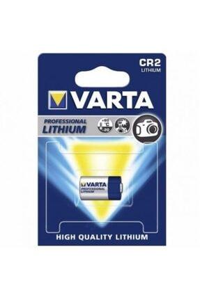 Varta Cr2 Pil Cr 2 Pil Cr2 Pil Lithıum 3v 1 Adet 0