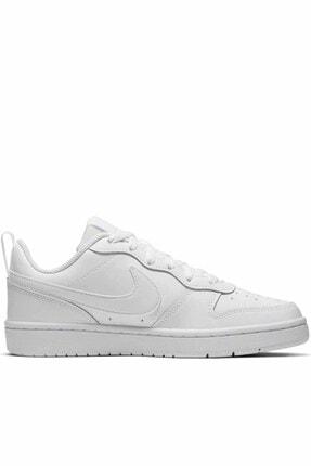 Nike Court Borough Low 2 (gs) Günlük Spor Ayakkabı Bq5448-100 4