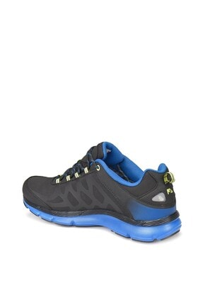 Lumberjack 7W URSA,SIYAH/MAVI Kadın Spor Ayakkabı 2