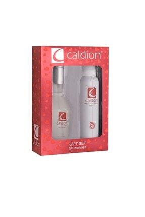 Caldion 100ml ve 150ml Kadın Parfüm Set 1090973028037 0