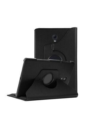Zore Samsung Galaxy T210 Kılıf Dönebilen Standlı Siyah 0
