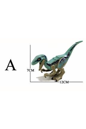 e-life Es1113-a Lego Blok Yapı Jurassic Park Jurassic World Serisi 1