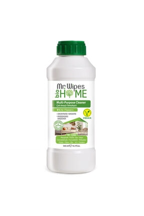 Farmasi Farması Mr Wıpes Konsantre Çok Amaçlı Temizleyici Beyaz Çiçek Kokulu 500 ml 0