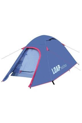 Loap Asp 3 Mevsim 2 Kişilik Kamp Çadırı 0