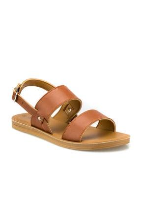 Polaris 315684.Z Taba Kadın Sandalet 100508325 0