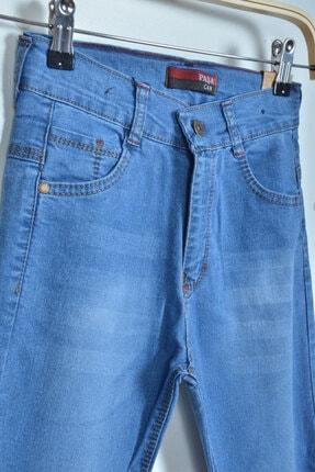 Paşacan Erkek Çocuk Mavi Kot Pantolon 1