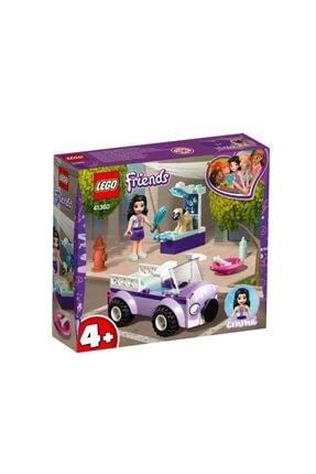 LEGO Friends Emma'nın Veteriner Kliniği 0