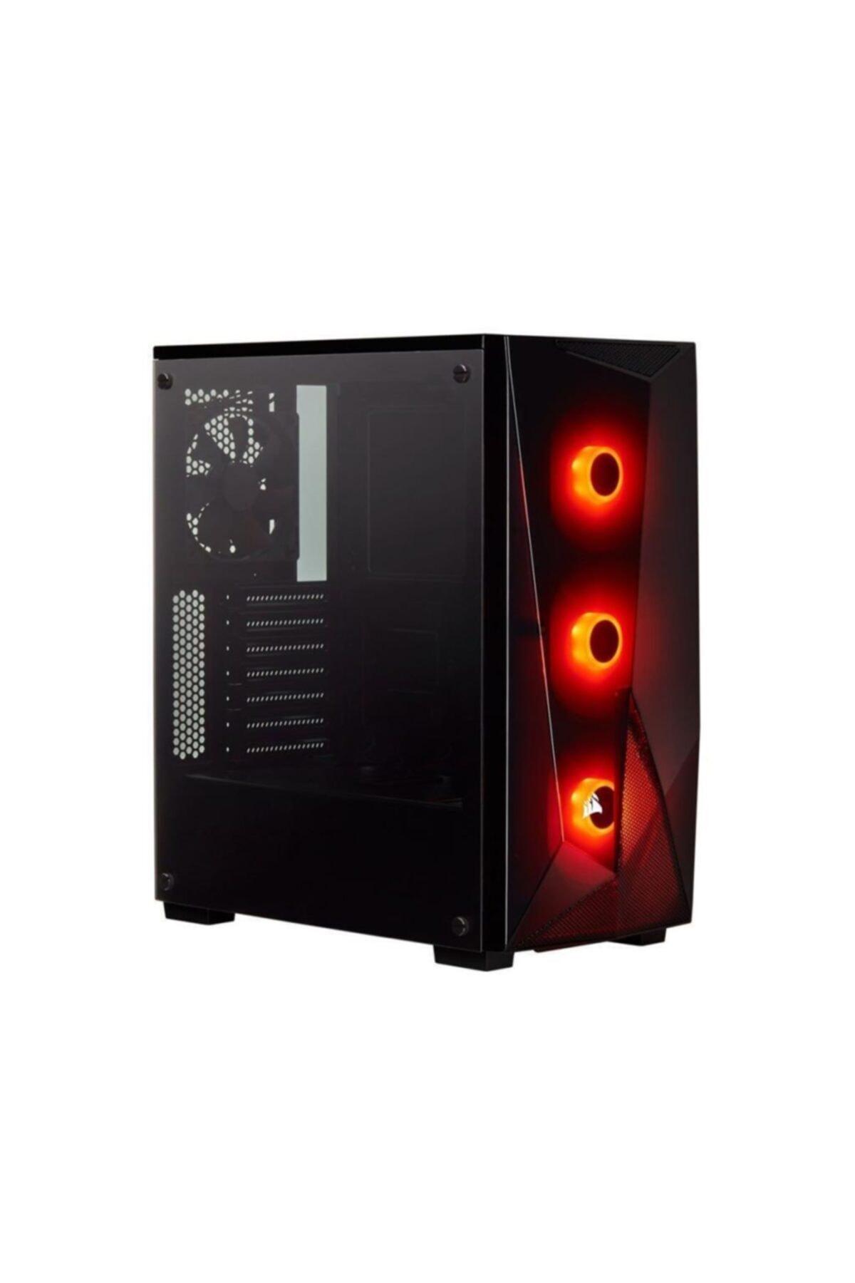 Carbide Serisispec-delta Rgb 650w Cc-9020124-eu 80+ Tempered Glass Usb 3.0 Mid Tower Kasa