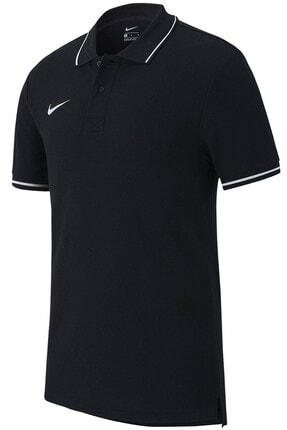 Nike Erkek T-shirt - Polo TM Club19 SS - AJ1502-010 0