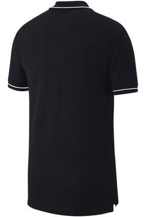 Nike Erkek T-shirt - Polo TM Club19 SS - AJ1502-010 1