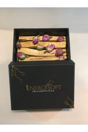 EnergySoft 5'li Palo Santo Ahşap Tütsü 1