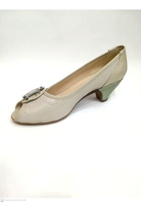 Floor Kadın Bej Ayakkabı 1
