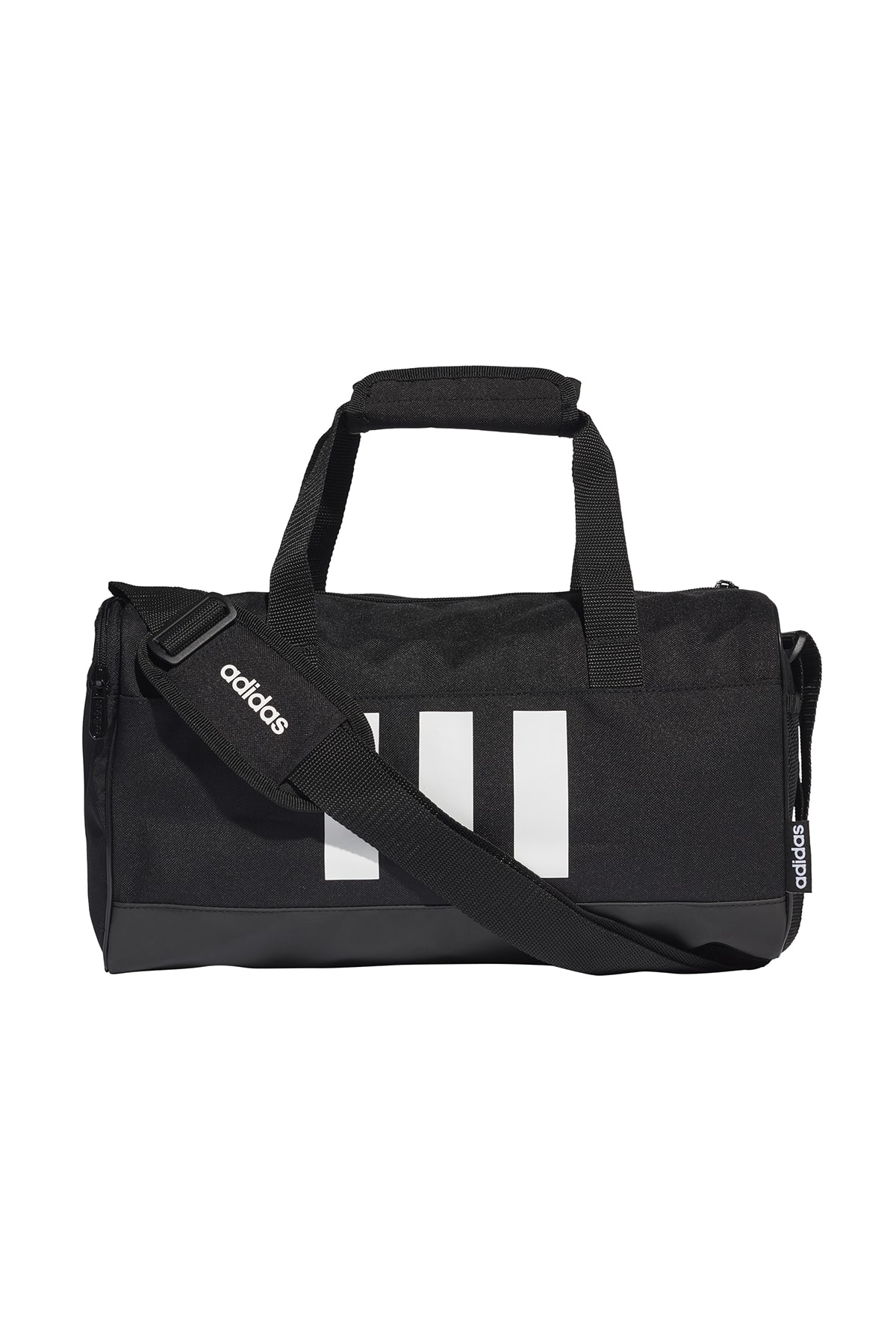 adidas 3-Stripes Duffel Bag Extra Small Training Spor Çanta 0