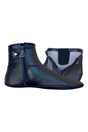 ARSLAN MEST Deri Yanı Lastikli Çorap Mest 0
