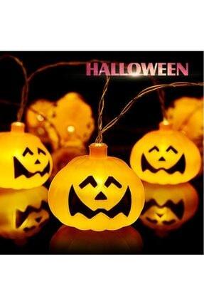Pi İthalat Balkabağı Şekilli Pilli Cadılar Bayramı Halloween Süsleme 1 4