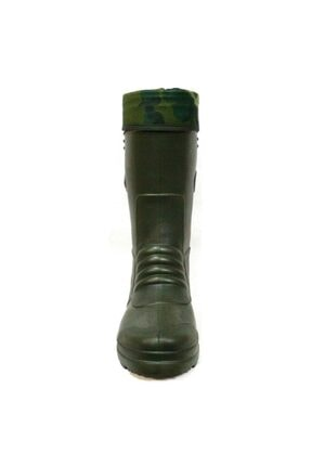 Akınalbella Termal Çoraplı Su Geçirmez Eva Çizme 40-41 3