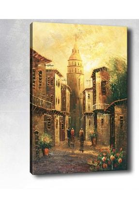 Shop365 Istanbul Kanvas Tablo 135 X 90 Cm Sb-34664 0