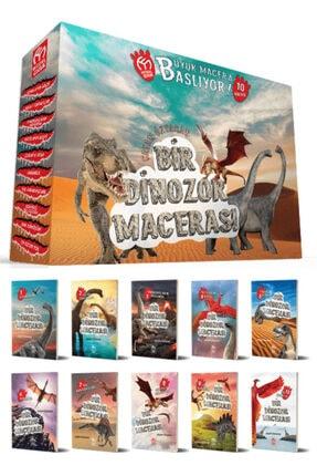 Model Eğitim Yayınları Model Yayınları 2.sınıf 10 Lu Hikaye Bir Dinozor Macerası 0