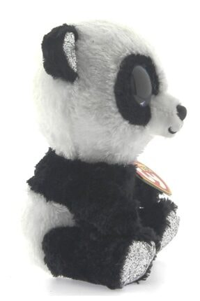 TY Beanie Boos Bamboo Panda Peluş 15 cm 1