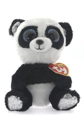 TY Beanie Boos Bamboo Panda Peluş 15 cm 2