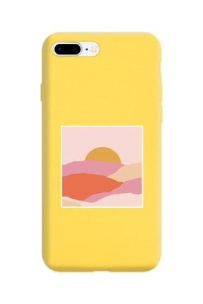 Spoyi Sarı Lansman Kılıf Iphone 8 Plus 0