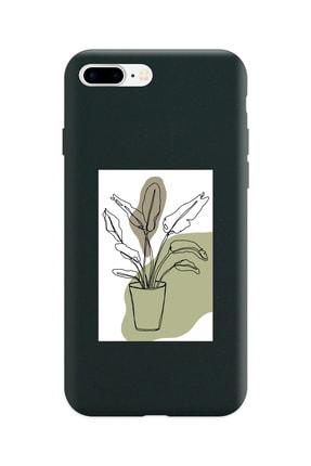 Spoyi Siyah Lansman Kılıf Iphone 8 Plus 0