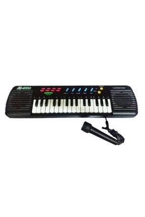 Erzi Oyuncak Mikrofonlu Org 31 Tuşlu Klavye Sesli Oyuncak Org 1