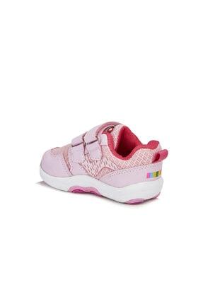 Vicco Kız Çocuk Pembe Spor Ayakkabı 2