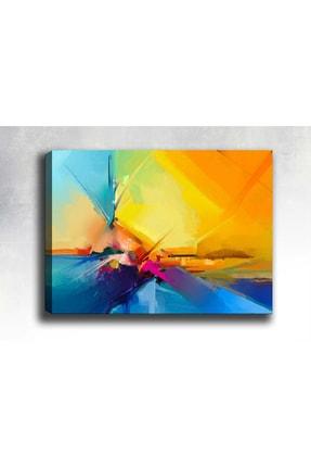 Syronix Soyut Kanvas Tablo 180 X 120 cm 0