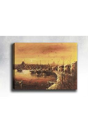 Syronix İstanbul Kanvas Tablo 180x120 cm Sb-26474 0