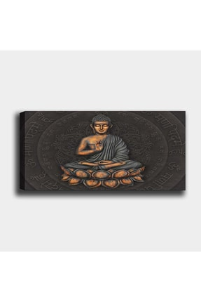 Shop365 Buda Kanvas Tablo 180 X 120 cm Sb-23644 0