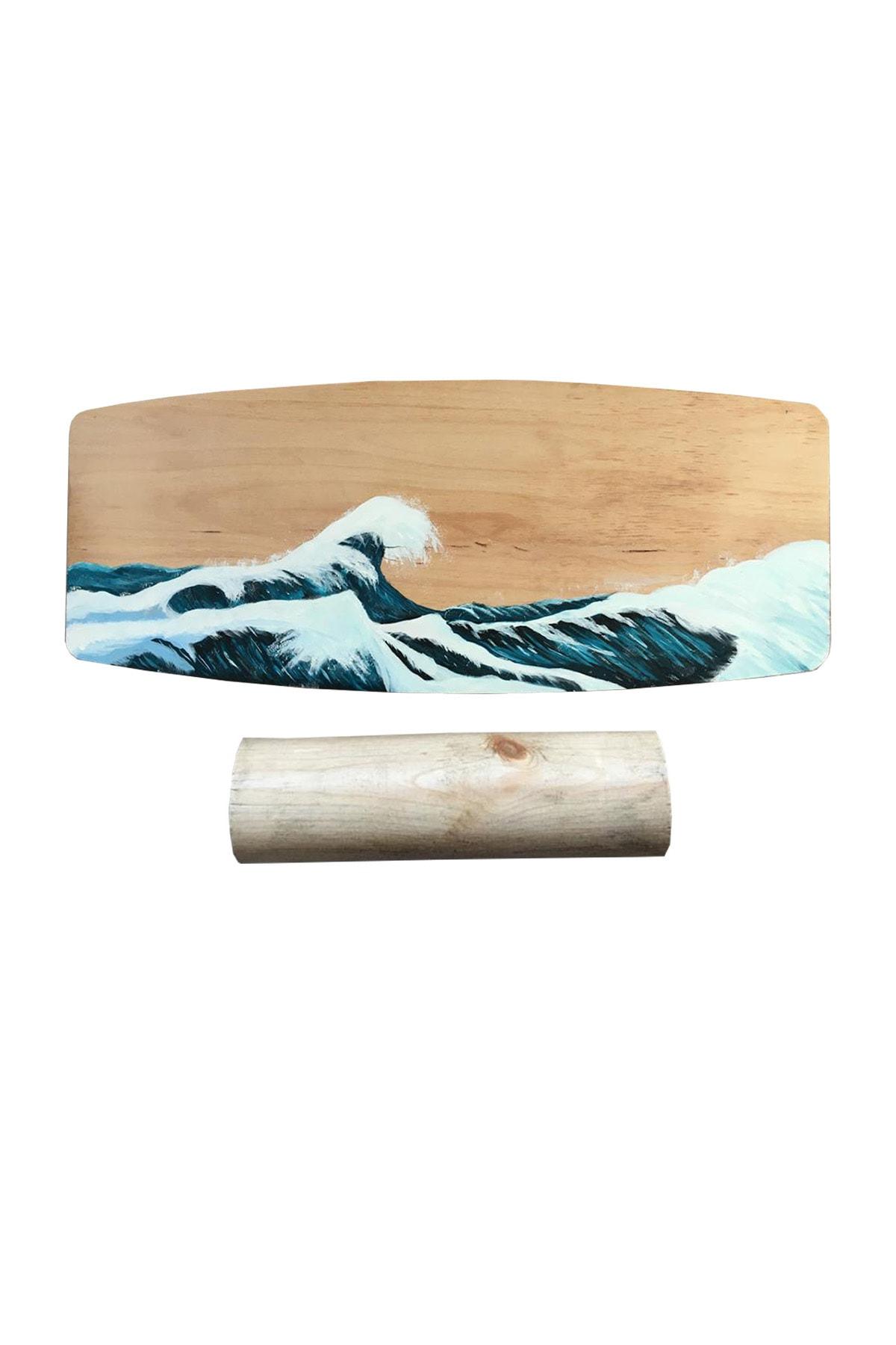 Denge Tahtası Deniz - Balance Board