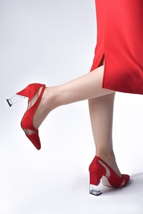 Tessera Topuklu Kadın Ayakkabı 1