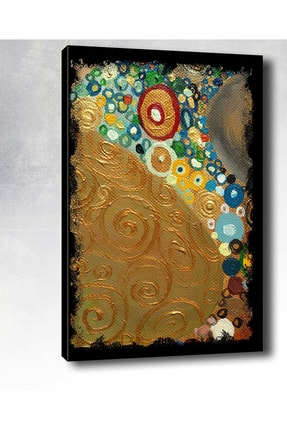 Shop365 Abstract Canvas Kanvas Tablo 75 X 50 Cm Sb-24124 0
