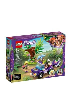 LEGO 41421 Friends Yavru Fil Kurtarma Operasyonu Oyun Seti 0