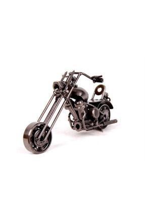 rennway Metal Motosiklet - Siyah 0