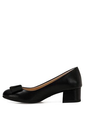 Nine West LENI Siyah Kadın Klasik Topuklu Ayakkabı 100526574 3
